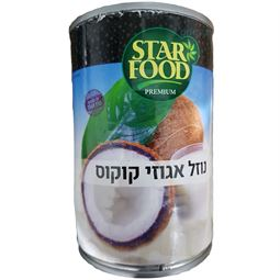 "מי קוקוס 400 מ""ל Coconut water אינדיאן סטור"