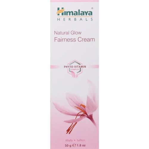 קרם פנים טבעי Natural Glow Fairness cream