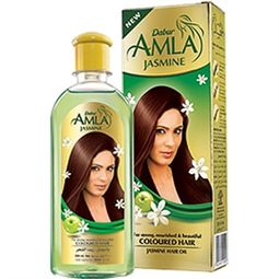 "שמן אמלה ויסמין 200 מ""ל Amla Jasmin hair oil אינדיאן סטור"